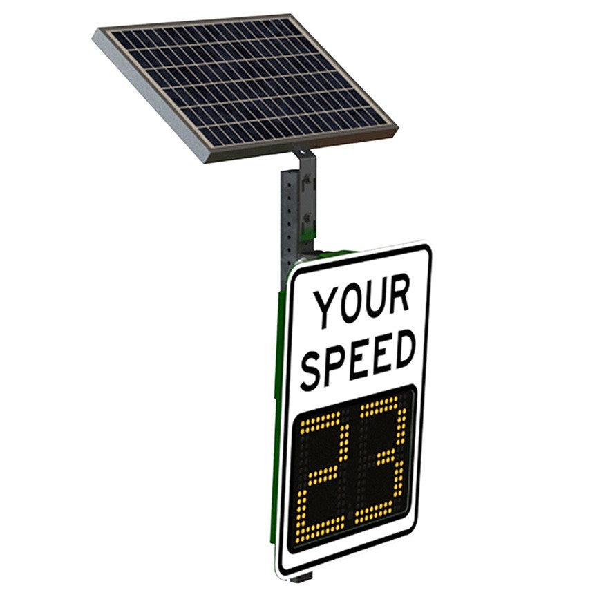 9 inch Value Speed Feedback Sign
