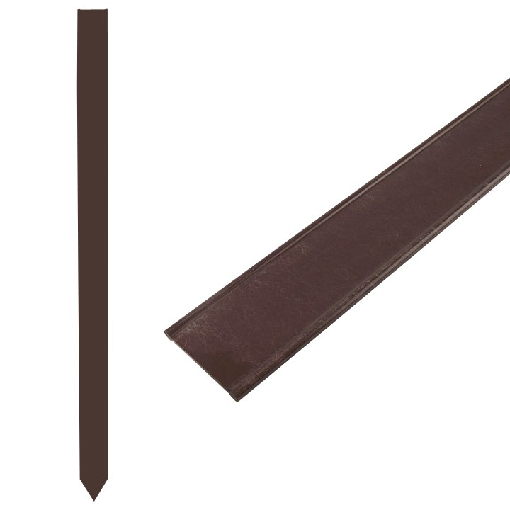 Class 1 Delineator, Brown Post, 72 inches Long