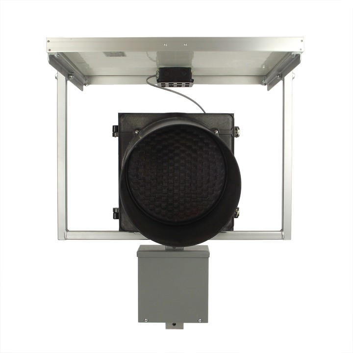 Telespar Mount Solar Beacon Unit