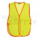 Lime Blaze Mesh Safety Vest