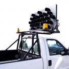 Arrow Board, Truck mounted, Low Profile 90 Degree
