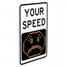 iQ 900 Emoticon Speed Feedback Sign