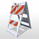 Barricade, Roadmarker Plastic, Type 2