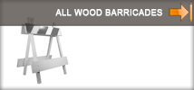 All Wood Barricades Link