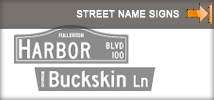 Street Name Signs Link